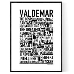 Valdemar Poster