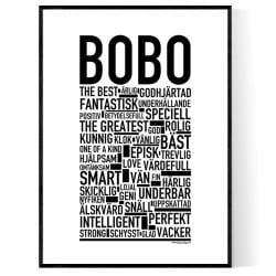 Bobo Poster