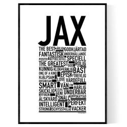 Jax Poster