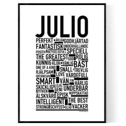Julio Poster