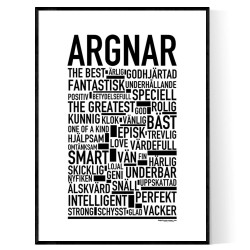 Argnar Poster