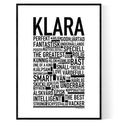 Klara 2 Poster
