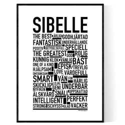 Sibelle Poster