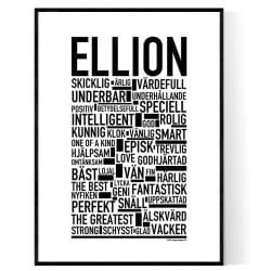Ellion Poster