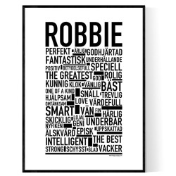 Robbie Poster