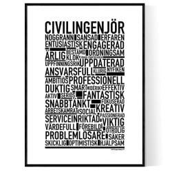 Civilingenjör Poster