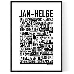 Jan-Helge Poster
