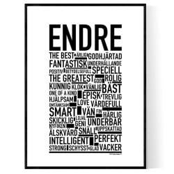 Endre Poster