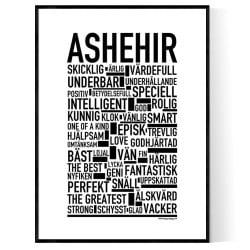 Ashehir Poster