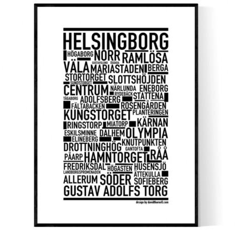 Helsingborg Poster