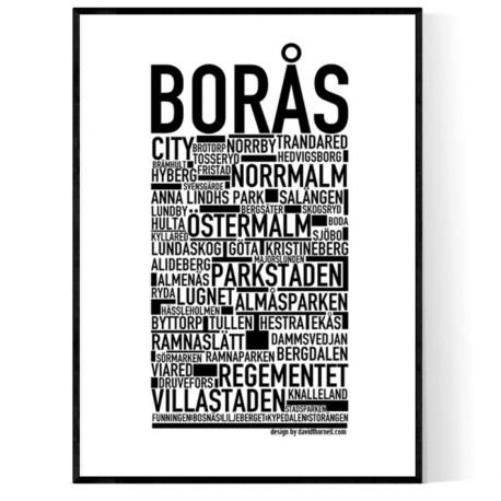 Borås Poster