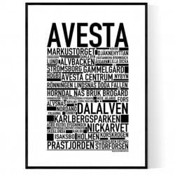 Avesta Poster