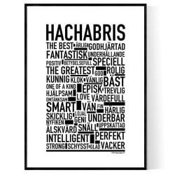 Hachabris Poster