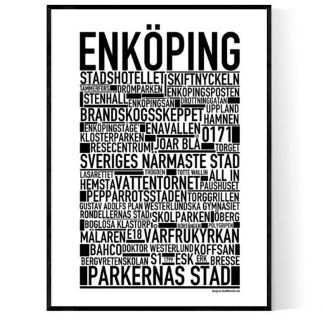 Enköping Poster