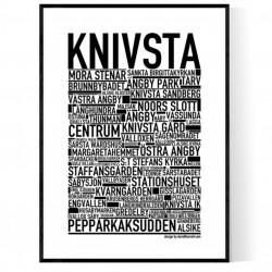 Knivsta Poster