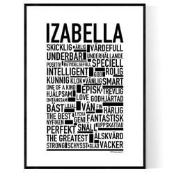 Izabella Poster