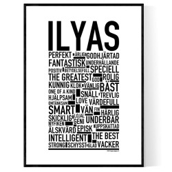 Ilyas Poster