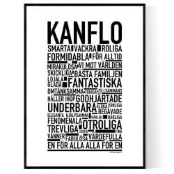 Kanflo Poster