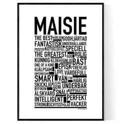 Maisie Poster