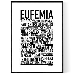 Eufemia Poster
