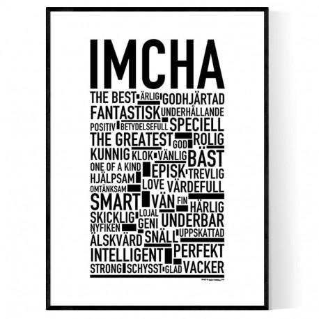 Imcha Poster