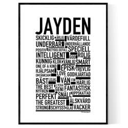 Jayden Poster