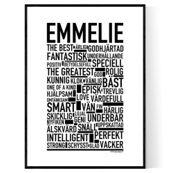 Emmelie Poster