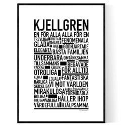Kjellgren Poster