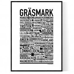 Gräsmark Poster