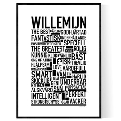 Willemijn Poster