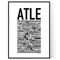 Atle Poster