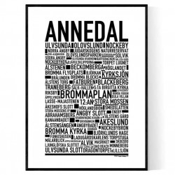 Annedal Poster