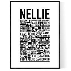 Nellie Hundnamn Poster
