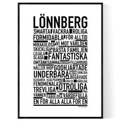 Lönnberg Poster