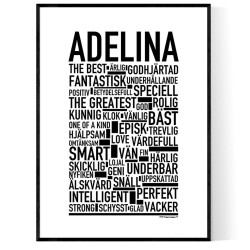 Adelina Poster