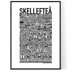 Skellefteå Poster