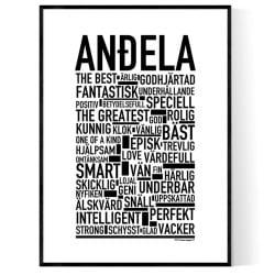 Andela Poster