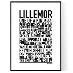 Lillemor Poster