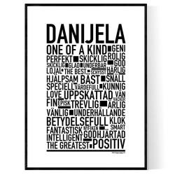 Danijela Poster