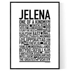 Jelena Poster