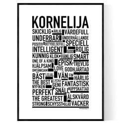 Kornelija Poster