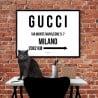 Gucci Poster
