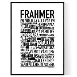 Frahmer Poster