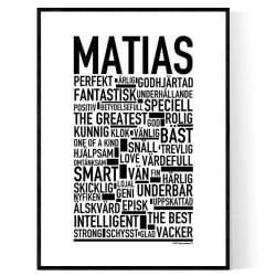 Matias Poster