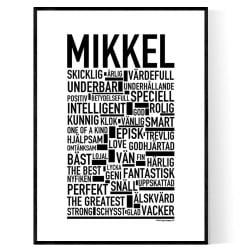 Mikkel Poster