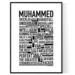 Muhammed Poster