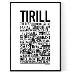 Tirill Poster