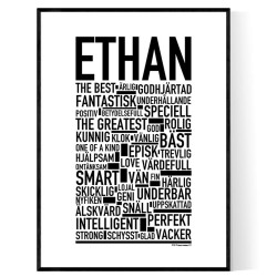 Ethan Poster
