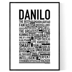 Danilo Poster