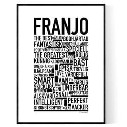 Franjo Poster
